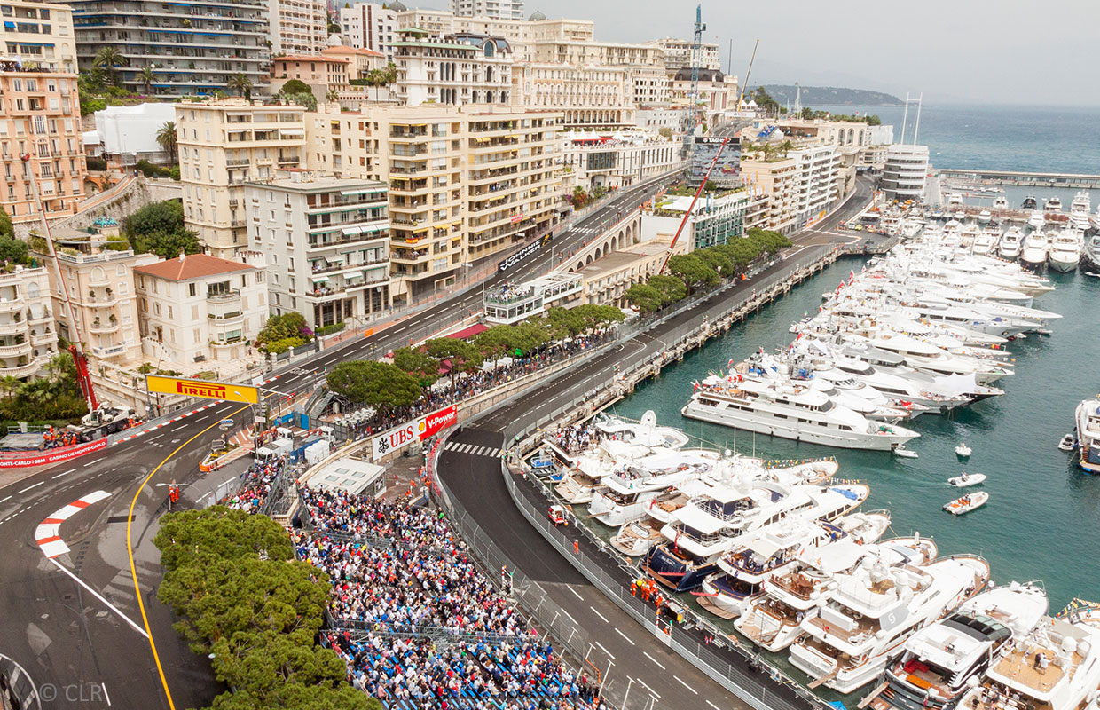Photo credit to ©CLR | Organisation of private events and VIP packs during Monaco F1 Grand Prix
