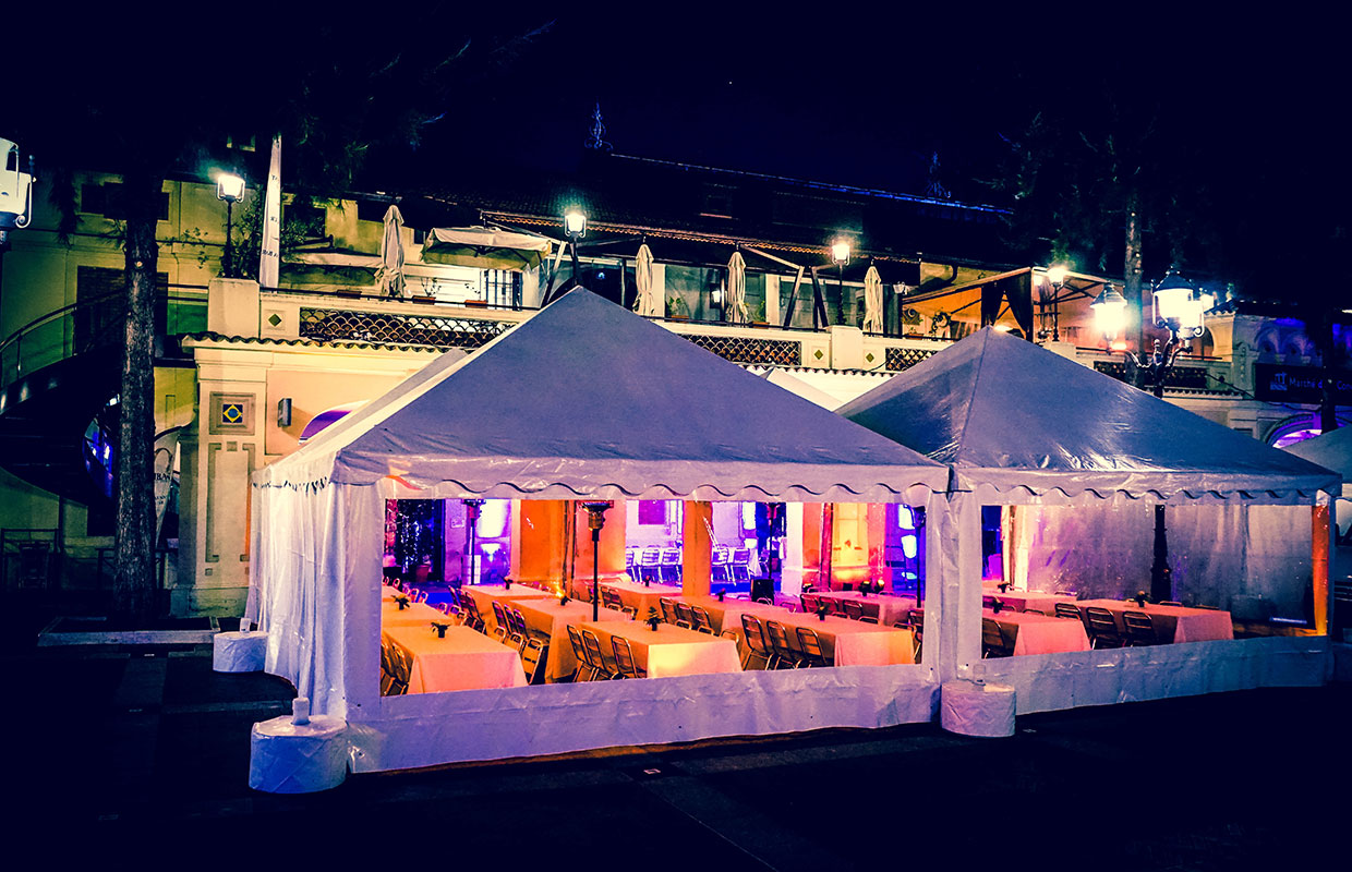 Condamine market | Evening events by RMES Monaco Services
