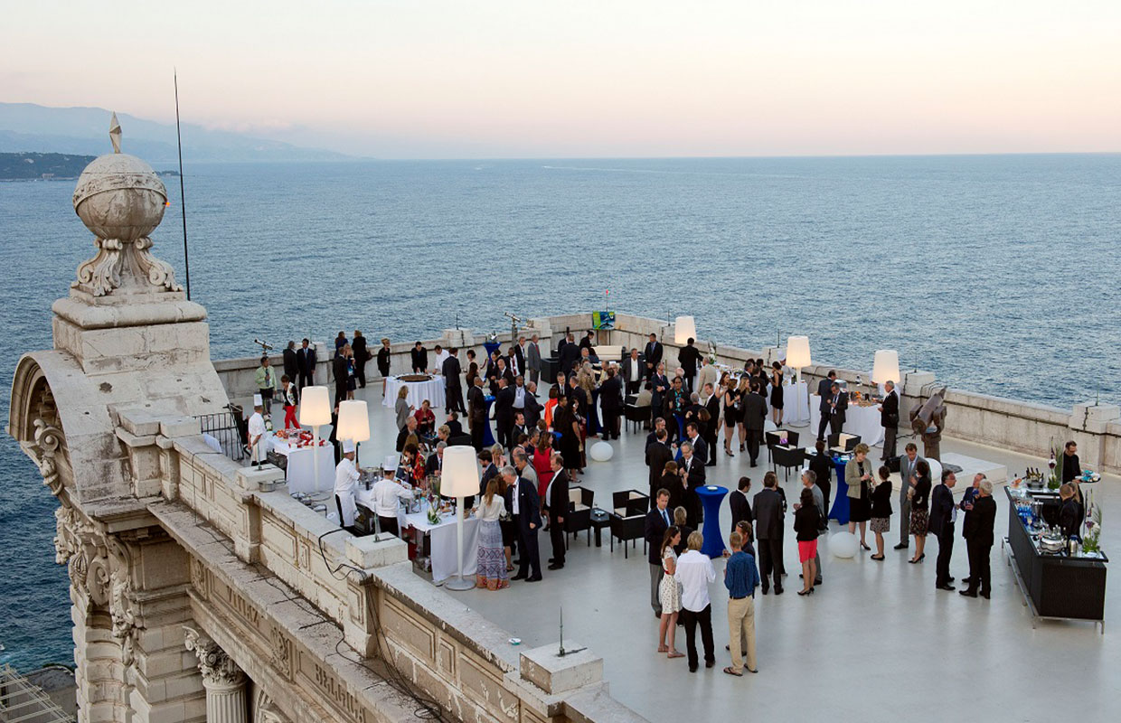 Oceanographic Museum | Evening events by RMES Monaco Services